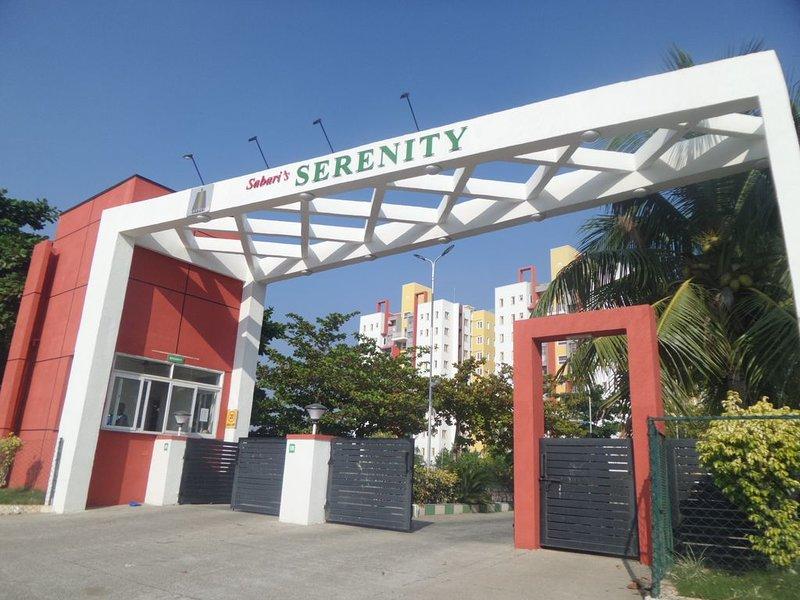Sabari Serenity Apartments off OMR, vacation rental in Muttukadu