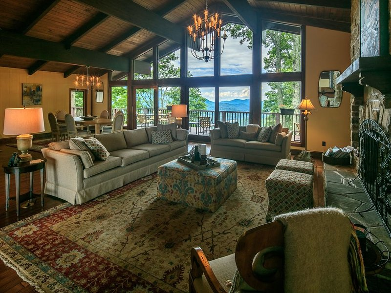 Golfers' and Hikers' Paradise with Long-range Views, Private, location de vacances à Newland