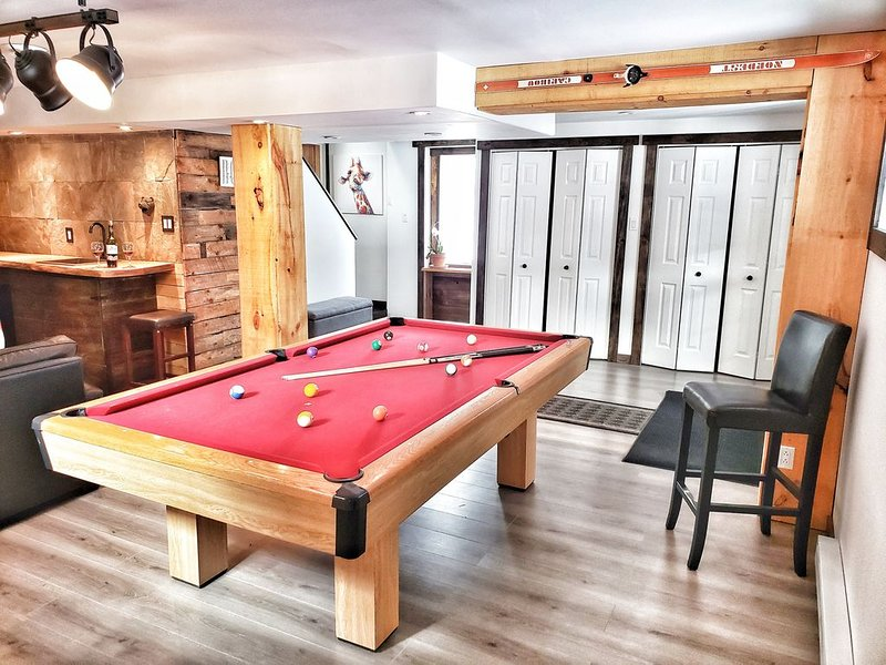 Chalet Bellavista • 3B/3B + Spa • Mont Tremblant North, vakantiewoning in Lac-Superieur