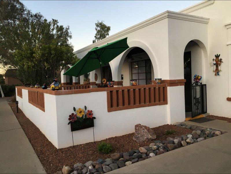 Arizona Place Long time Renter At least Six Mths 2020/2021, holiday rental in Sahuarita
