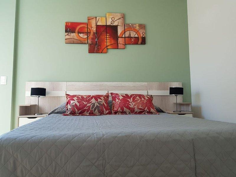 Especial apartamento en la Ciudad de Mendoza, casa vacanza a Dorrego