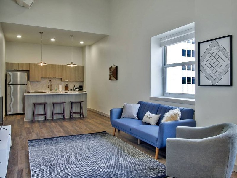 Relaxing Flat in Heart of Wichita!, holiday rental in Sedgwick