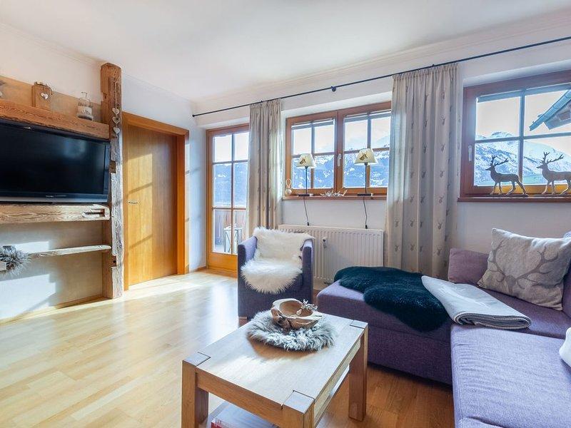 Spacious Apartment in Piesendorf near Ski Area, location de vacances à Piesendorf