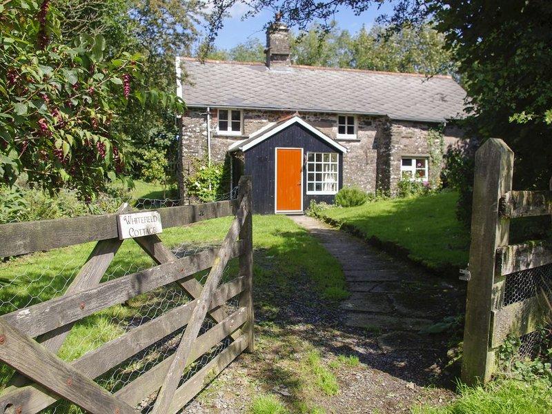 Whitefield Cottage, NORTH MOLTON, location de vacances à Challacombe