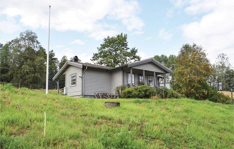 2 Zimmer Unterkunft in Burseryd, casa vacanza a Overlida