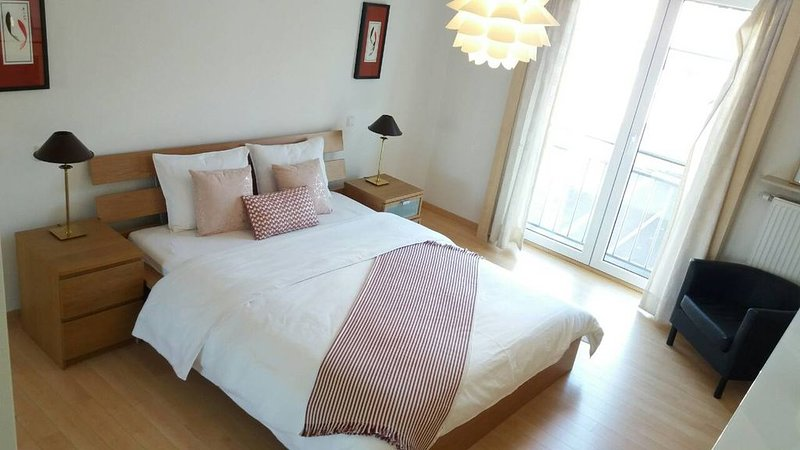 Cosy Flat-100m(3beds)-City Center Bus&Train nearby, holiday rental in Luxembourg City