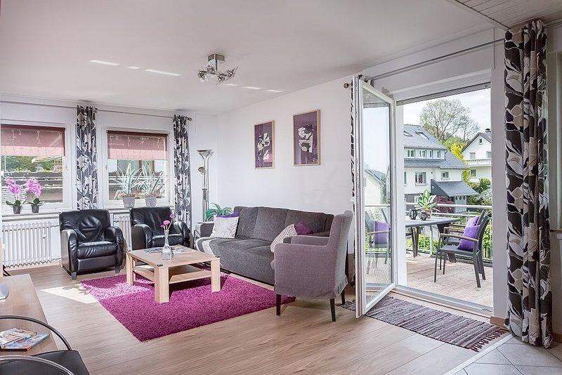 Appartement für 10 Personen in der Urlaubsregion Winterberg, aluguéis de temporada em Westernboedefeld
