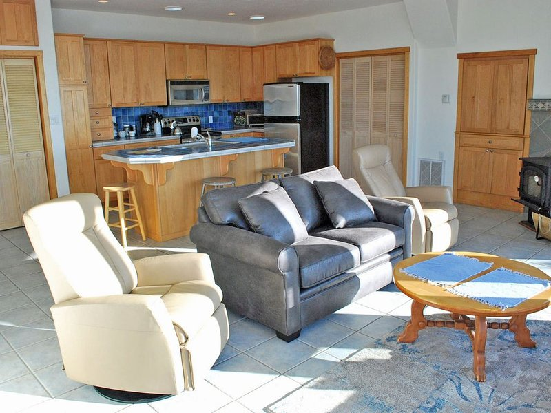 Enter The 'Garage House' And Step Into Sublime Ocean Front Living., vacation rental in Humboldt County