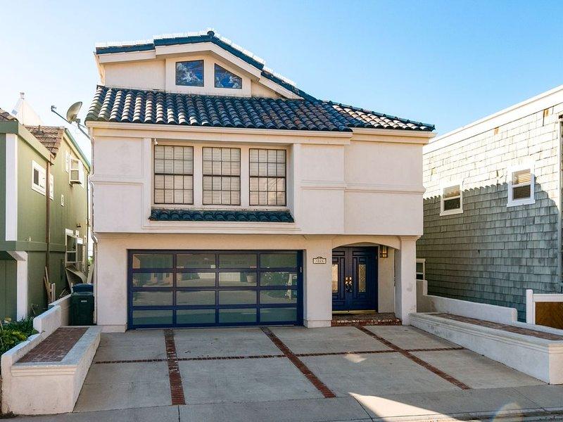 4025O - Villa Playa at Hollywood Beach, holiday rental in Oxnard