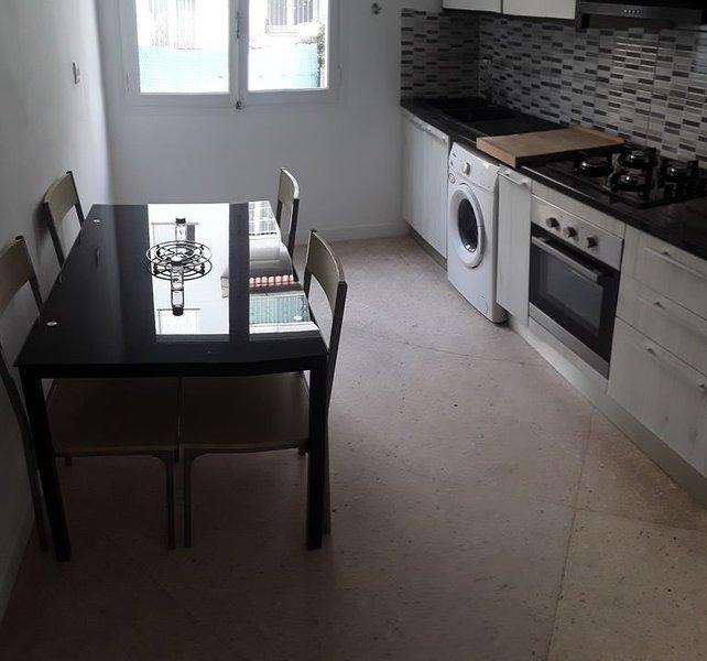 Appartement 71 m² proche blvd Kennedy, alquiler de vacaciones en Cabestany