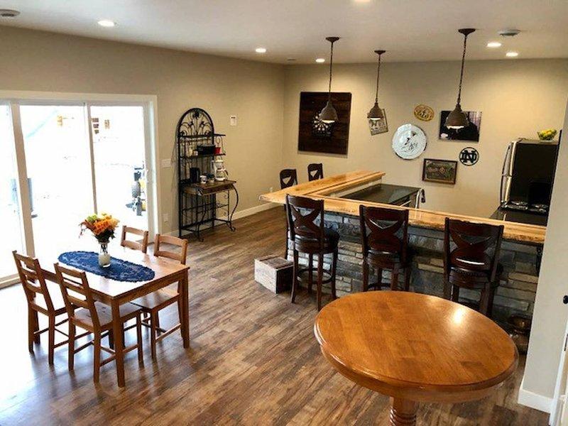 Lake Home Guest Suite, alquiler vacacional en Detroit Lakes
