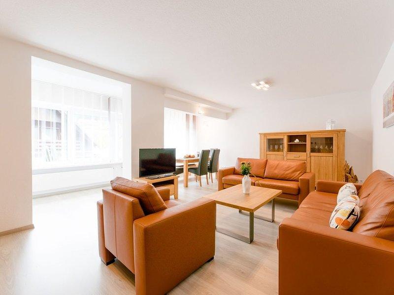 Ferienwohnung, 142qm, 3 Schlafzimmer, max. 8 Personen, aluguéis de temporada em Finnentrop