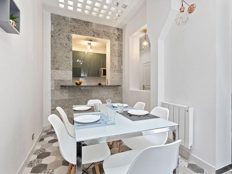 GuestReady - Bel appartement calme et refait à neuf à Paris., casa vacanza a La Plaine-Saint-Denis