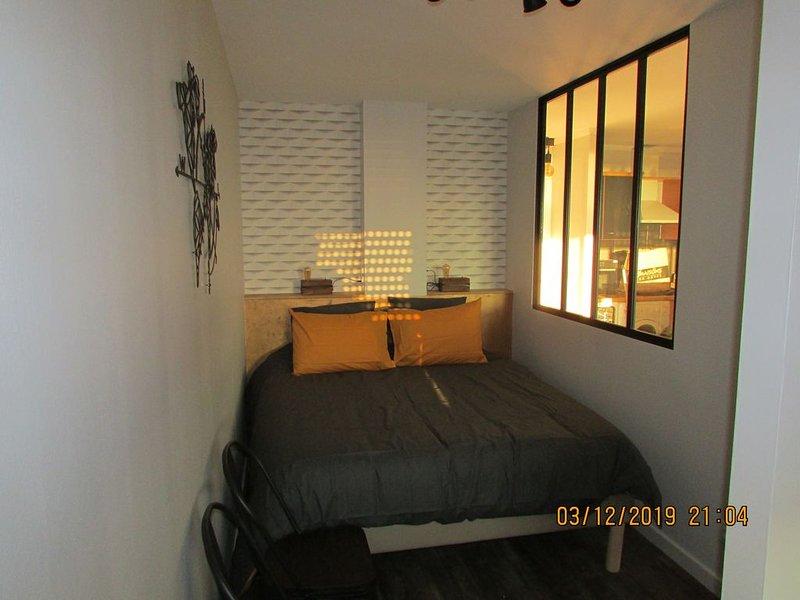 Pornichet charmant appartement -Face Mer, location de vacances à Pornichet