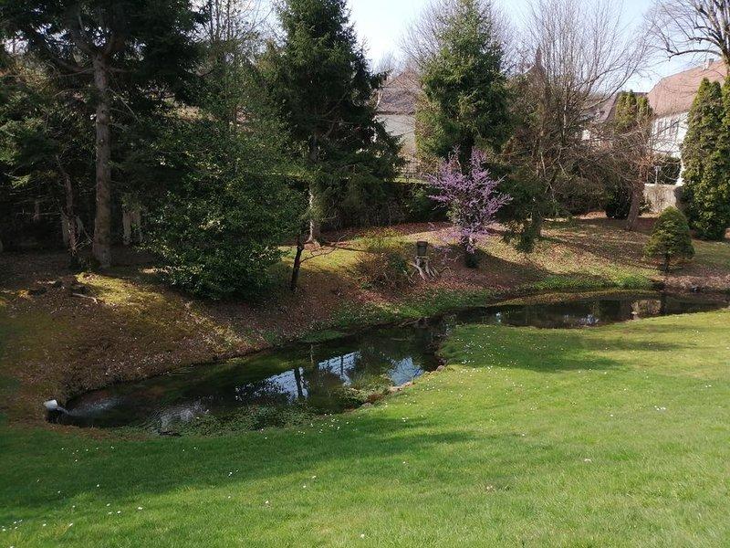 Au Clos de Saint-Quirin - un gîte en pleine nature, holiday rental in Badonviller