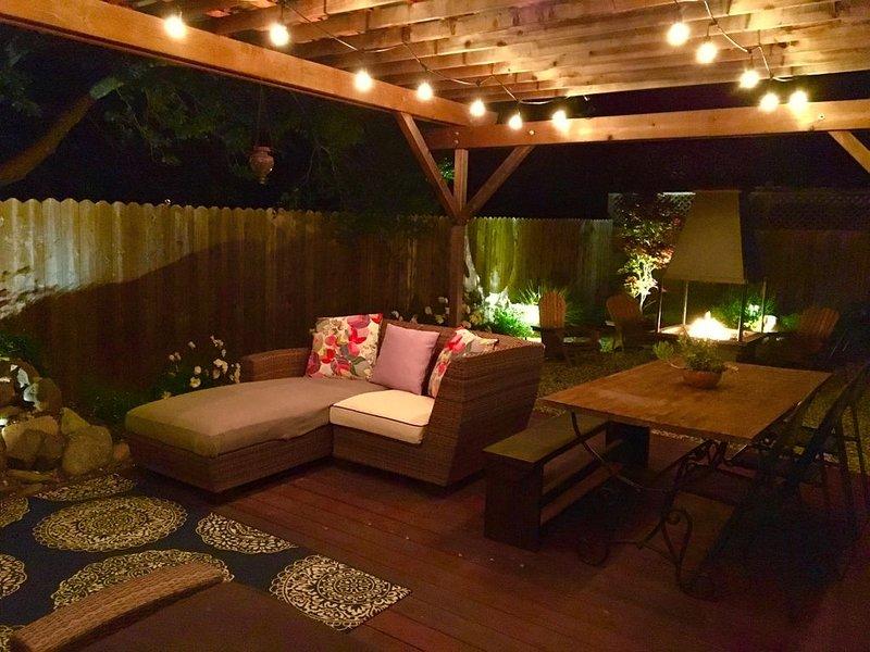Sonoma Wine Nest - Location! Location! Location!, location de vacances à Windsor