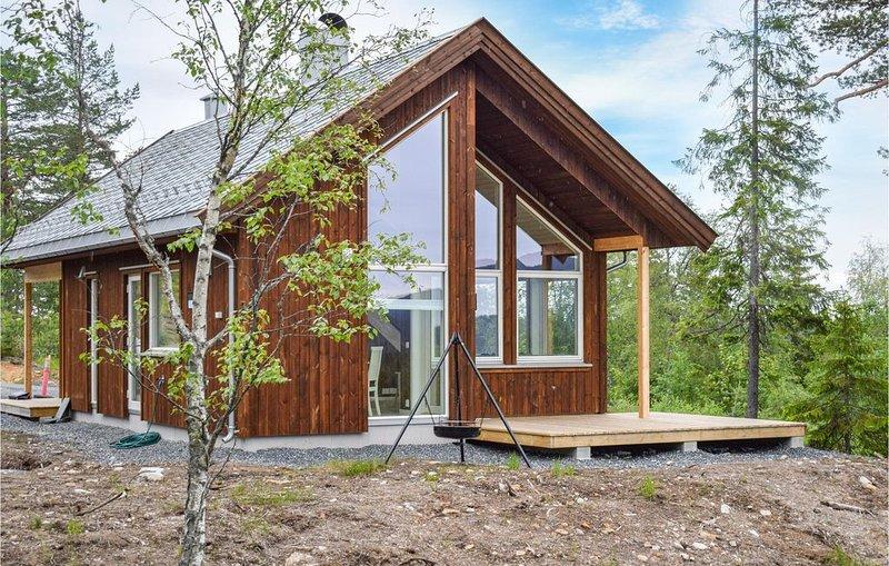 3 Zimmer Unterkunft in Skollenborg, holiday rental in Kongsberg