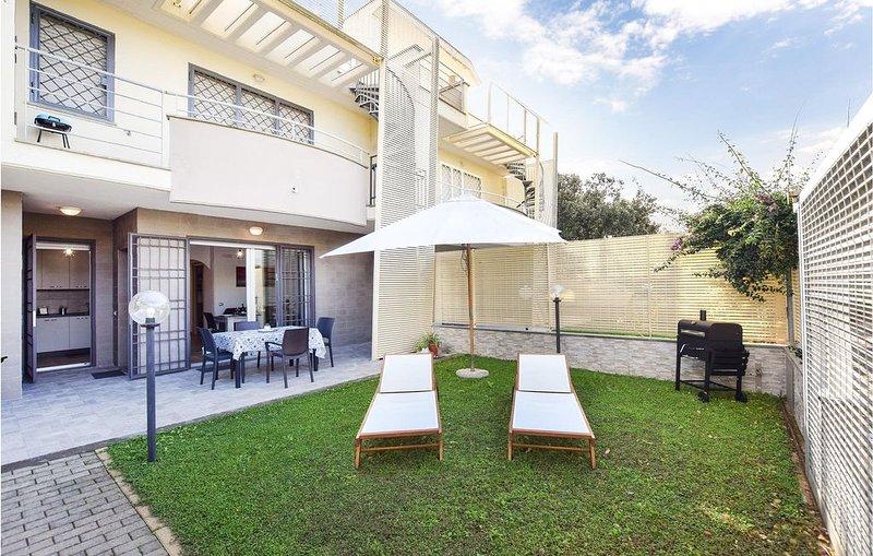2 Zimmer Unterkunft in Anzio, vacation rental in Anzio