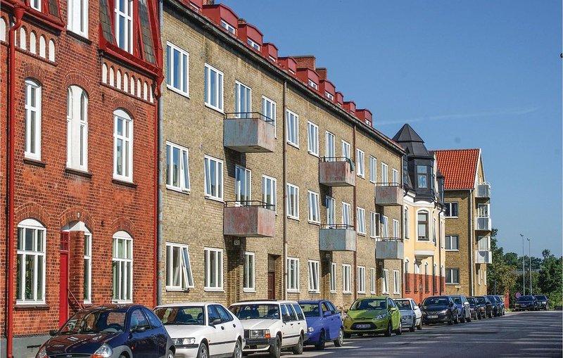 1 Zimmer Unterkunft in Ystad, holiday rental in Loderup