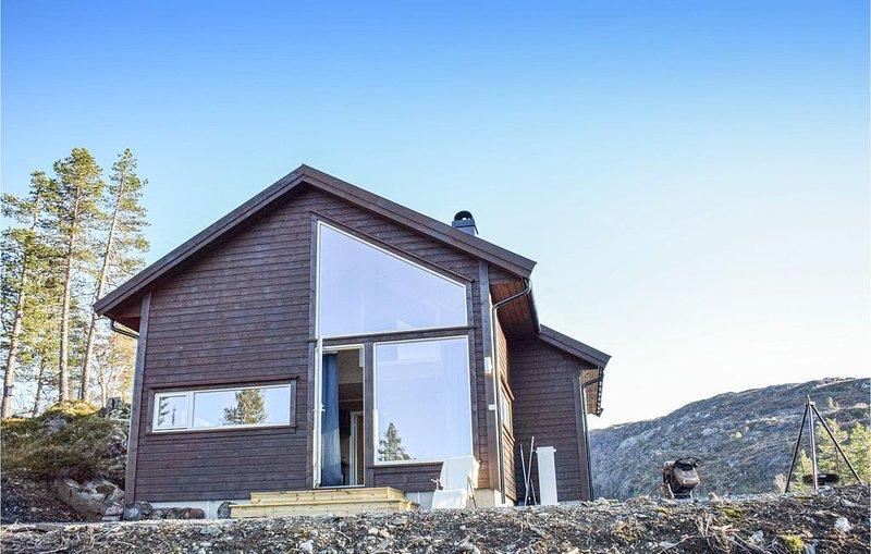 3 Zimmer Unterkunft in Skare, casa vacanza a Kvinnherad Municipality