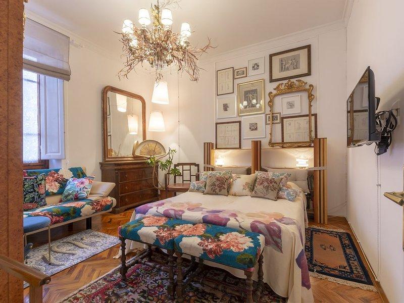 A&D| Firenze Fortezza Art & Design Apartment, holiday rental in Mercatale di Val di Pesa