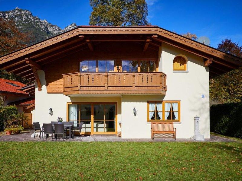 Ferienhaus 'Villa   Alpenmelodie', vacation rental in Garmisch-Partenkirchen