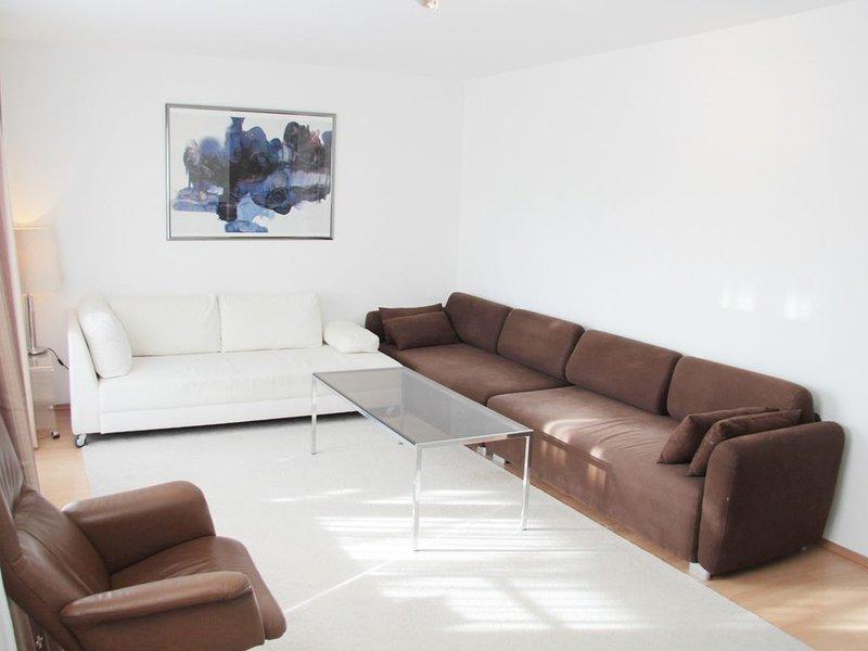 Spacious apartment in the heart of Stuttgart., aluguéis de temporada em Leinfelden-Echterdingen