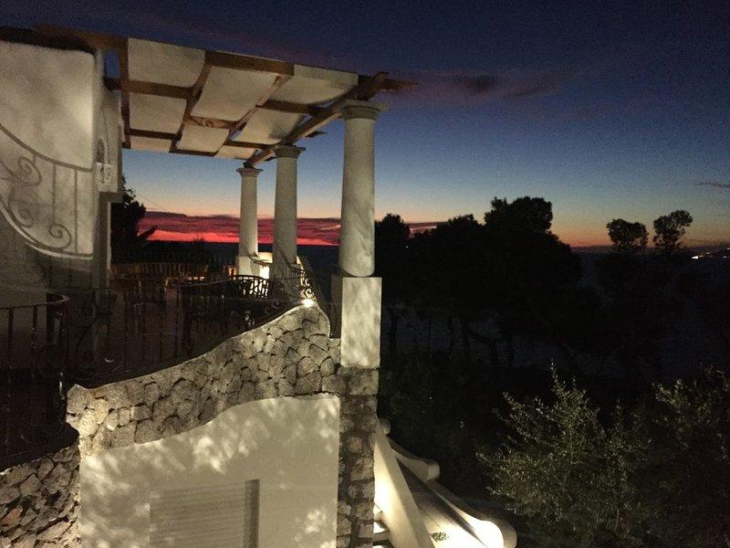 'Home is where magic happens', location de vacances à Anacapri