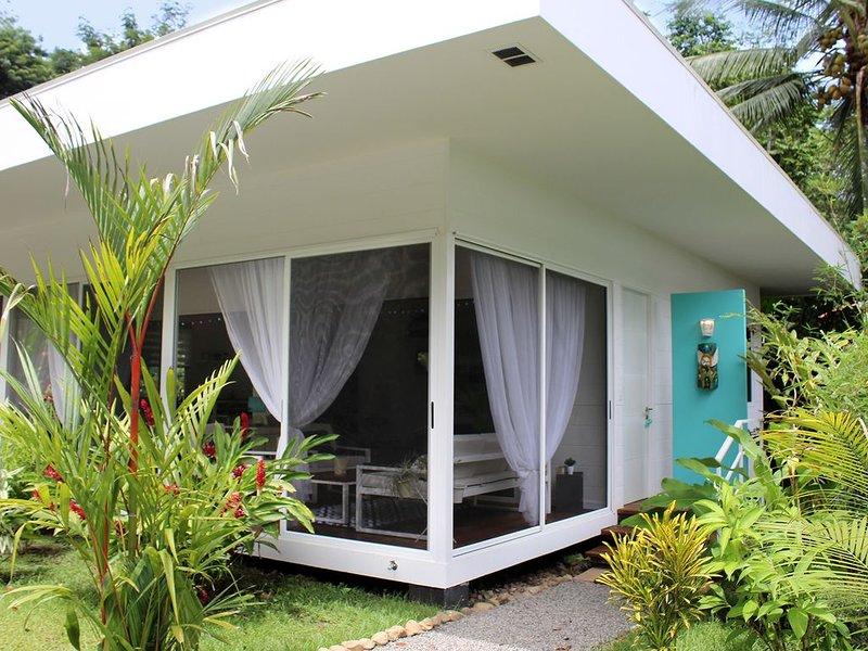 Casa Blanca Villas - Casa Turquesa, aluguéis de temporada em Palmar Norte