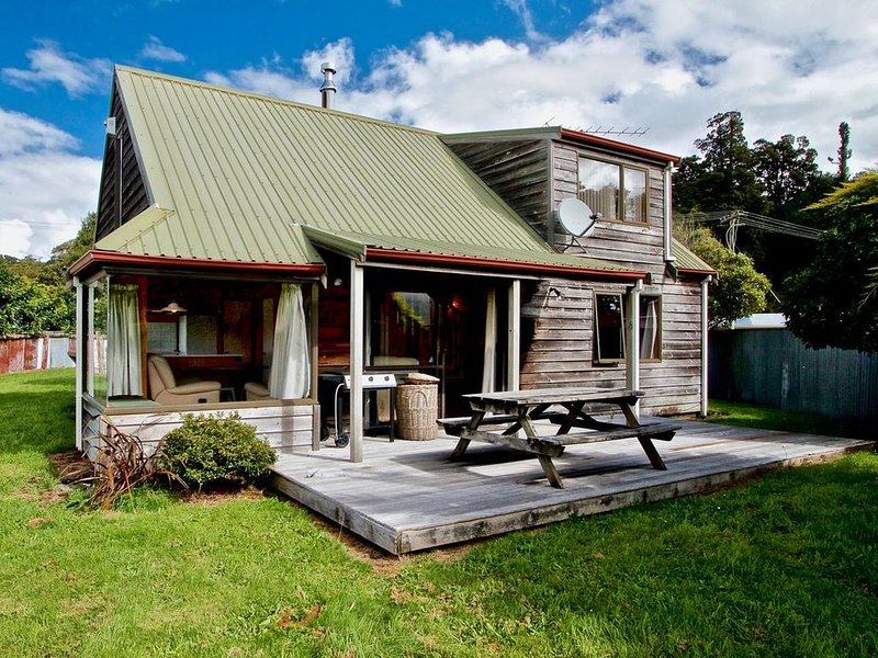 Oiti - Ohakune Holiday Home, location de vacances à Manawatu-Wanganui Region