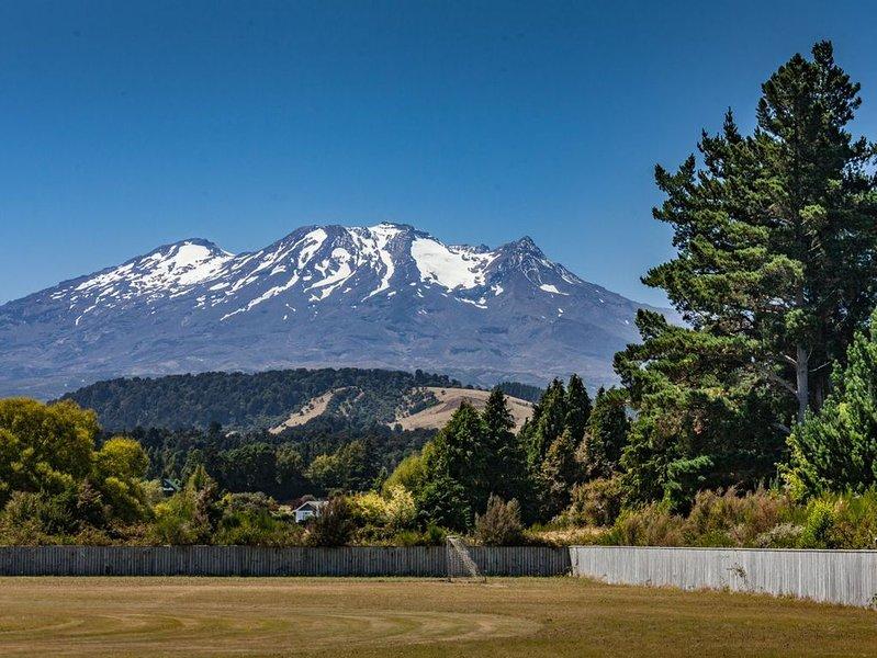 Cloud 9 - Ohakune Holiday Home, casa vacanza a Waiouru