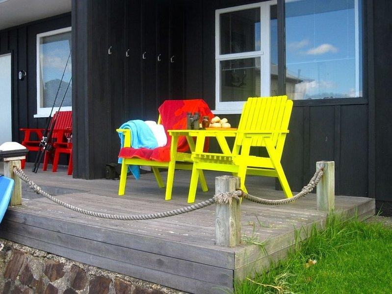 Flaxmill Bay Motel Unit 4 - Flaxmill Bay, holiday rental in Ferry Landing