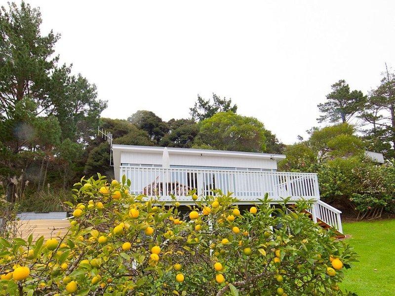 Lemon Tree Cottage - Mangawhai Holiday Home, vacation rental in Mangawhai Heads