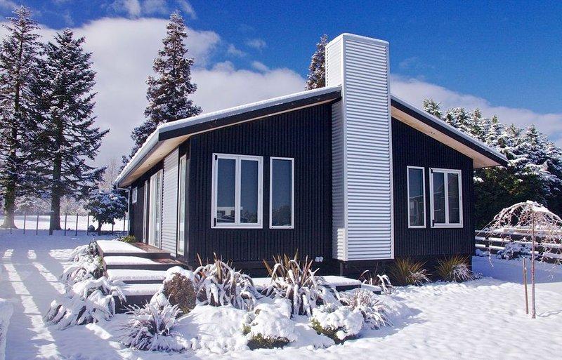 Handbridge - Ohakune Holiday House, casa vacanza a Waiouru
