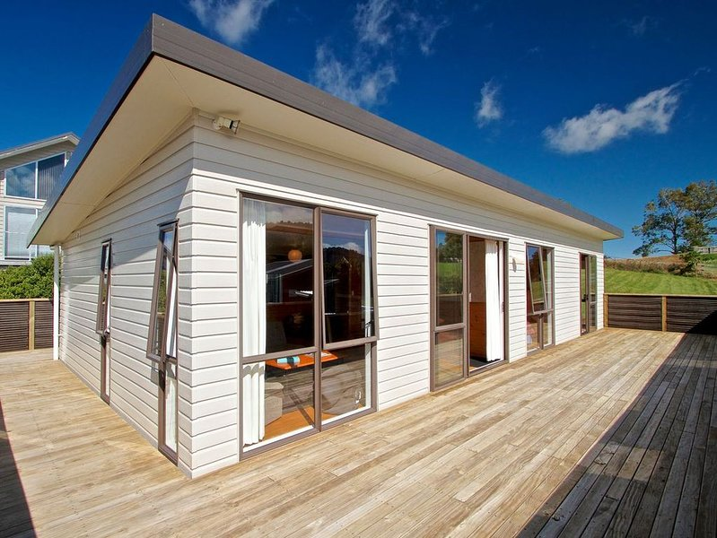 Chateau Tui - Ohakune Holiday Home, alquiler vacacional en National Park Village