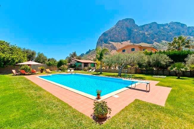 Ferienhaus für 10 Gäste mit 320m² in Cinisi (93560), alquiler de vacaciones en Cinisi