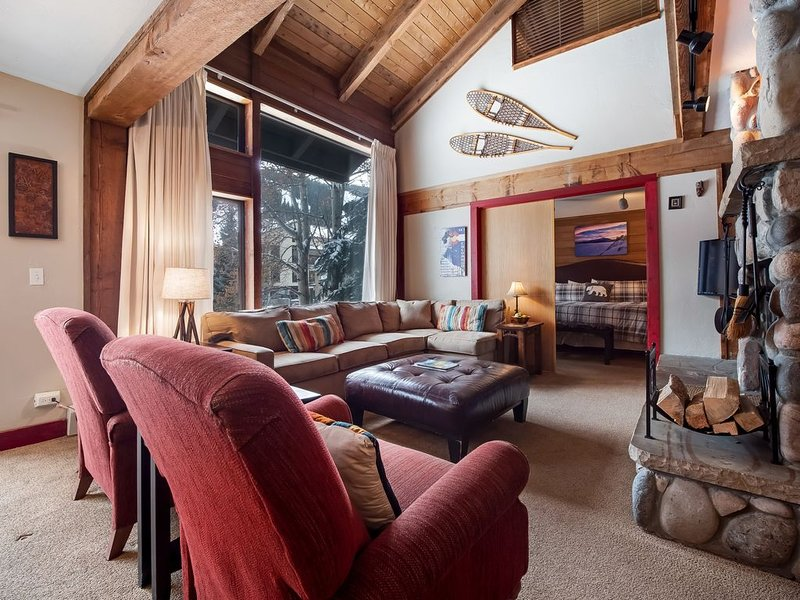 Big Family Friendly Condo, Close To The Super Bee Lift in Copper Mountain., alquiler vacacional en Copper Mountain