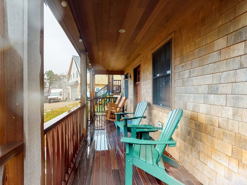 NEW! Town Hill Haven for Romantic Coastal Escape, Walking Distance To Commercial, vacation rental in Provincetown