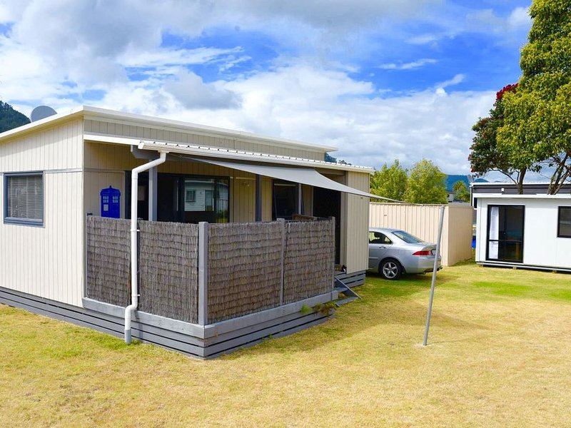 The Tardis - Pauanui Holiday Home, location de vacances à Pauanui