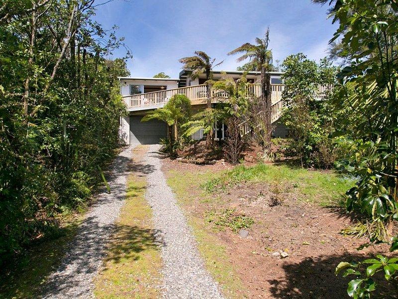 Perfect Family Pad - Kuratau Holiday Home, alquiler de vacaciones en Turangi