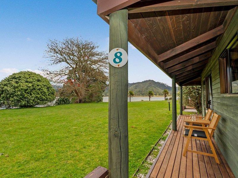 Villa 8 - Tairua Studio Unit, vacation rental in Tairua