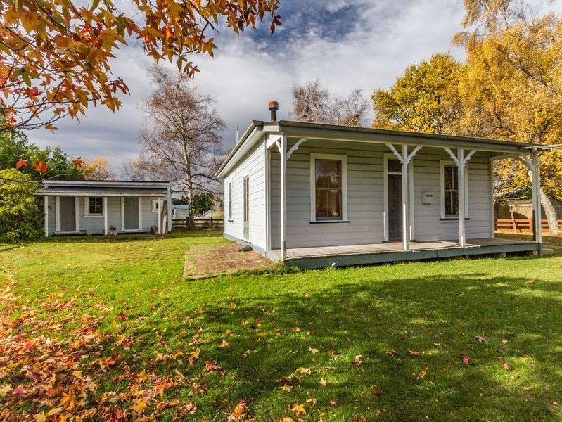 Kaha Cottage - Rangataua Holiday Home, casa vacanza a Waiouru