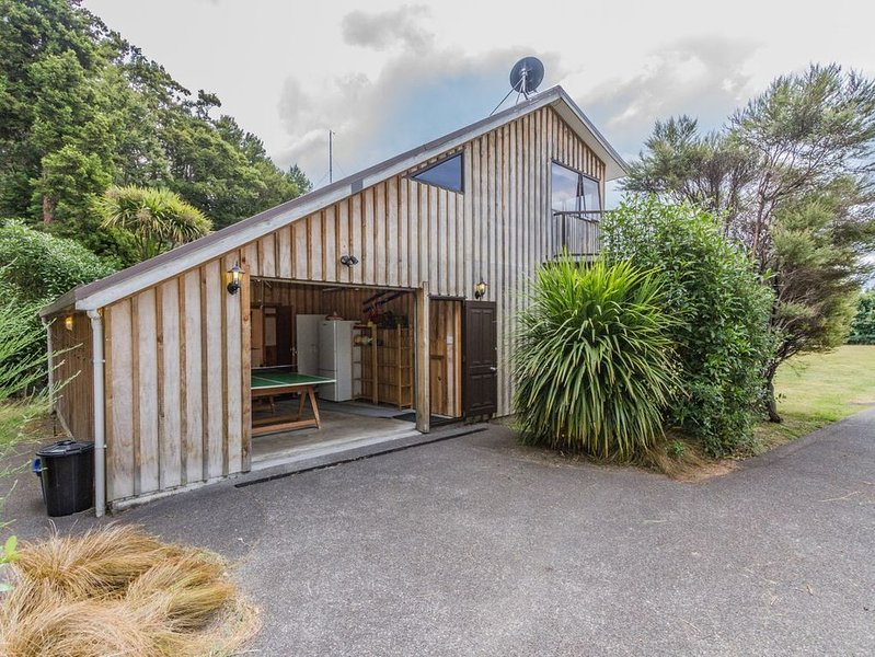 The Hut Retreat - Ohakune Holiday Home, alquiler vacacional en Raetihi