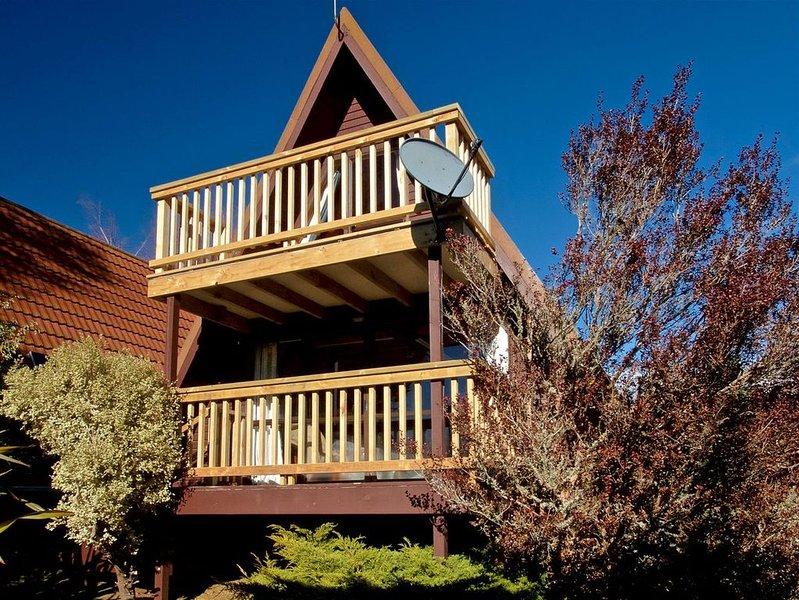 Mountain Vista - Ohakune Holiday Home, casa vacanza a Waiouru