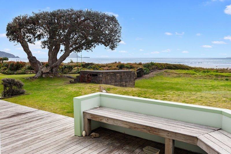Beach Side - Ohope Holiday Home – semesterbostad i Ohope