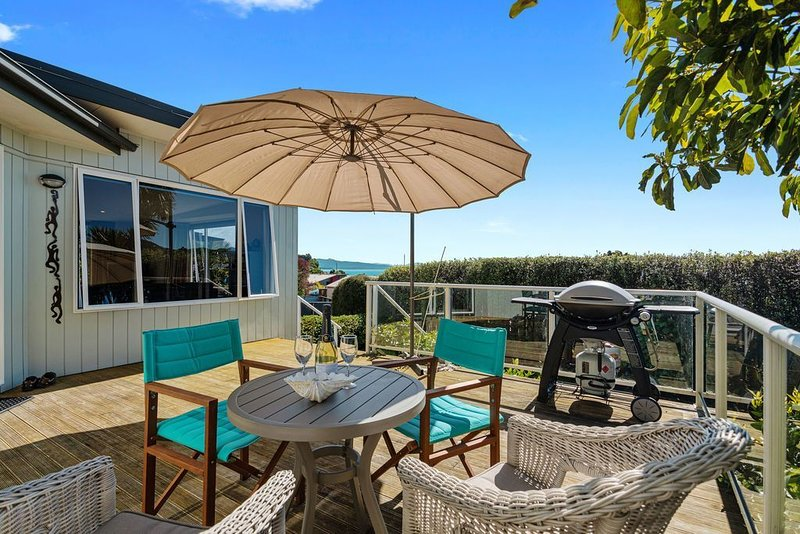 Sea You Soon - Ligar Bay Holiday Home, alquiler de vacaciones en Takaka