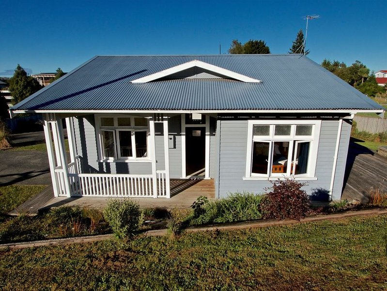 Cole Cottage with Spa - Ohakune Holiday Home, alquiler vacacional en National Park Village