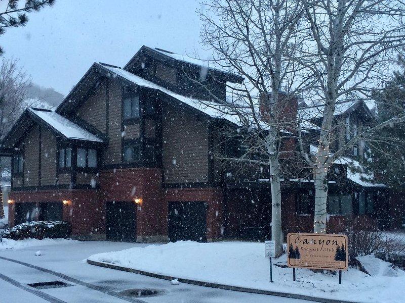 Skier's Haven for Alta/ Snowbird Brighton/ Solitude, alquiler vacacional en Cottonwood Heights