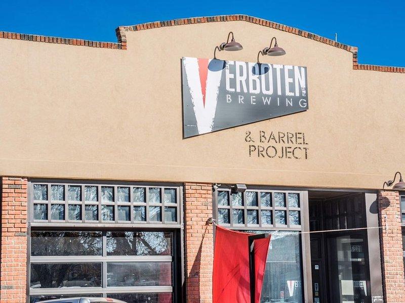Verboten Brewing Centro