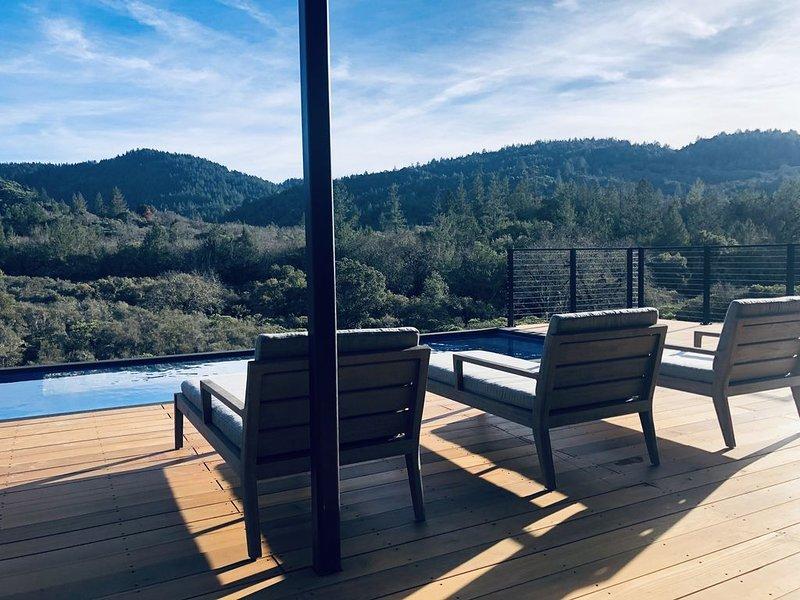 Modern Casita: 'Modsita', casa vacanza a Calistoga
